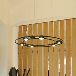 Ocular 800 dull black | General lighting | Licht im Raum