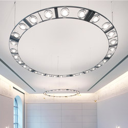 Ocular Serie 100 Custom made chandeliers | Suspended lights | Licht im Raum