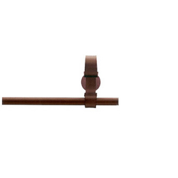 Mondo Epos rust | Curtain fittings | Blome