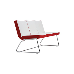 A-Line Modular Seating | Waiting area benches | Lammhults