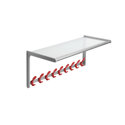 Stand By Hat Rack | Guardaroba a muro | Lammhults