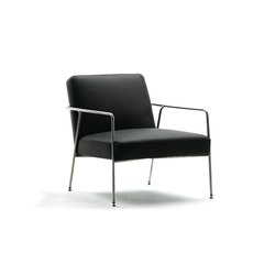 Valeri Lounge chair | Poltrone lounge | Sellex