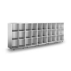 Kubrik | Office shelving systems | Sellex