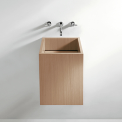Cube - CER770 | Wash basins | Agape