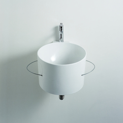 Bucatini Washbasin - CER740 | Lavabos mueble | Agape