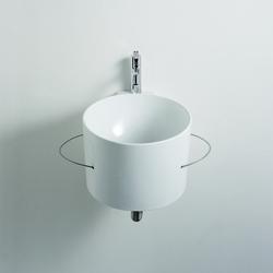 Bucatini Washbasin - CER740 | Meubles lavabos | Agape