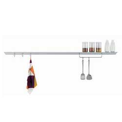 Hang shelving system | Kitchen furniture | Desalto