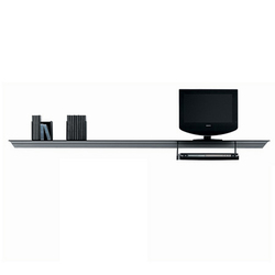 Hang shelving system | Multimedia sideboards | Desalto