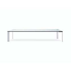 Liko Glass small table | Tavolini salotto | Desalto