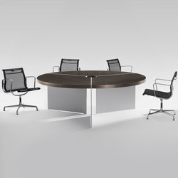 Size Conference table | Meeting room tables | RENZ