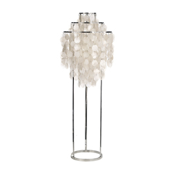 Fun Mother of Pearl 1STM | Floor lamp | Éclairage général | Verpan
