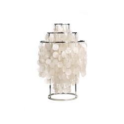 Fun Mother of Pearl 1TM |Table lamp | Allgemeinbeleuchtung | Verpan