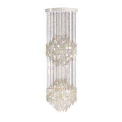 Fun Mother of Pearl 5DM | Hanging lamp | General lighting | Verpan