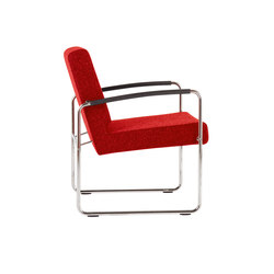 Genio Lounge | Lounge chairs | Dietiker