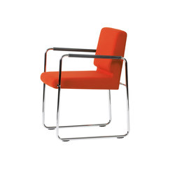 Genio Chair | Visitors chairs / Side chairs | Dietiker