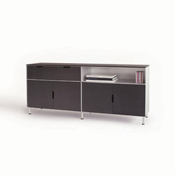 Sideboard 470 [System Furniture T71] | Armadi ufficio | Patrick Lindon
