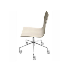 Thin S20 | Office chairs | lapalma