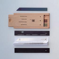 Ellice/Ellice tris bookmarker | Misceláneo | Danese