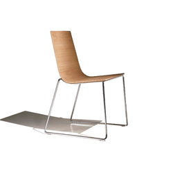 Lineal SI 0582 | Multipurpose chairs | Andreu World