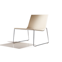 Lineal BU 0588 | Fauteuils d'attente | Andreu World