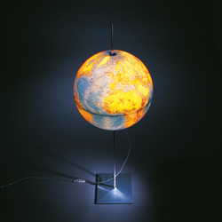 globe earth | Objets lumineux | Absolut Lighting