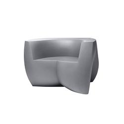 Easy Chair | Model 1020 | Silver Grey | Fauteuils de jardin | Heller