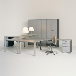 H2O | Desking systems | BULO