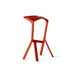 Miura stool 8200-00 | Tabourets de bar | Plank