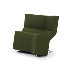 Chaos | Lounge chairs | ClassiCon