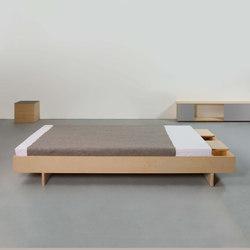 BEZWEI bed | Beds | Sanktjohanser