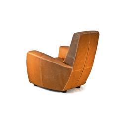 Longa armchair | Poltrone lounge | Label