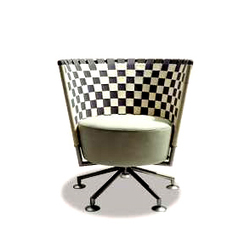 Circo swivel armchair | Lounge chairs | COR