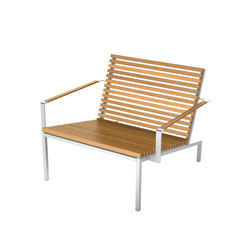 Home Collection Lounge | Lounge Chair | Garden armchairs | Viteo