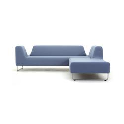 UGO 301 + 202 | Modular sofa systems | LK Hjelle