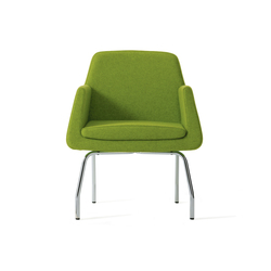 Jeffersson KS-171 | Visitors chairs / Side chairs | Skandiform