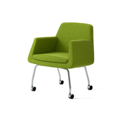 Jeffersson KS-172 | Visitors chairs / Side chairs | Skandiform