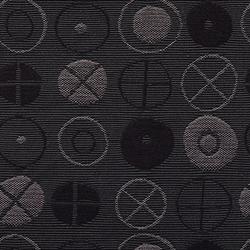 Circles 005 Charcoal | Tissus | Maharam