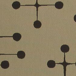 Dot Pattern 002 Taupe | Tejidos tapicerías | Maharam