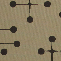 Dot Pattern 002 Taupe | Stoffbezüge | Maharam