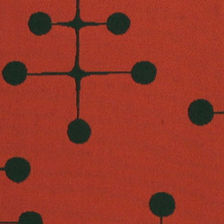 Dot Pattern 004 Red | Fabrics | Maharam
