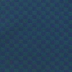 Checker 005 Ultramarine Dark/Turquoise | Stoffbezüge | Maharam