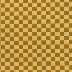 Checker 002 Gold/Cream | Stoffbezüge | Maharam