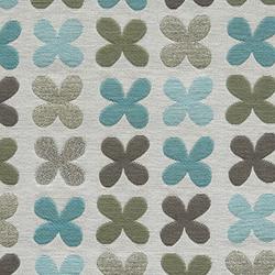 Quatrefoil 001 Silver | Fabrics | Maharam