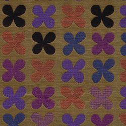 Quatrefoil 005 Violet | Fabrics | Maharam