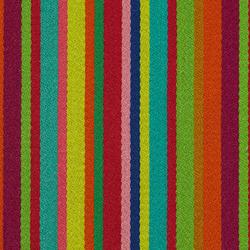 Millerstripe 001 Multicoloured Bright | Tissus | Maharam
