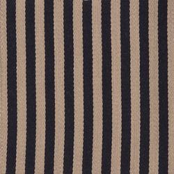 Toostripe 002 Black/Raw Umber | Fabrics | Maharam
