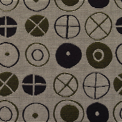 Circles 002 Fatigue | Tessuti | Maharam