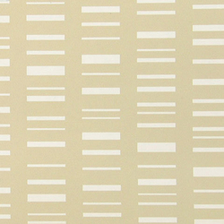 Roman Stripe 005 White On Light Grey | Wallcoverings | Maharam
