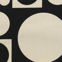 Geometri 004 White/Black | Möbelbezugstoffe | Maharam