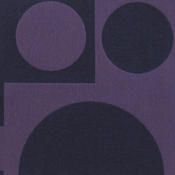 Geometri 003 Lilac/Blue | Fabrics | Maharam